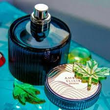 женские духи парфюмерная вода амбер эликсир кристал Amber Elixir